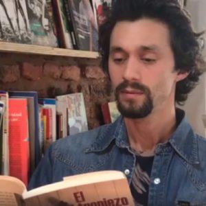 """Mariano Torre lee el cuento """"Regreso en abril"""""""