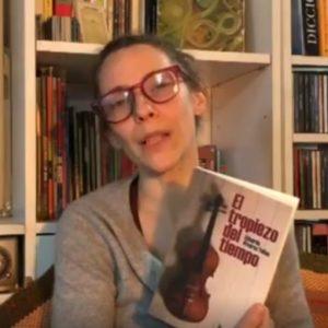 """Elena Roger lee el cuento """"La música de mi madre"""""""