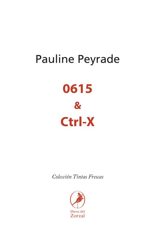 0615 y Ctrl-X
