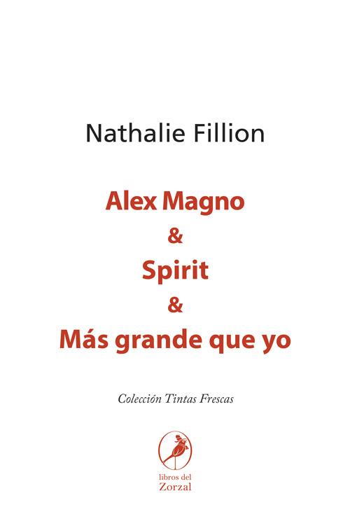 Alex Magno y Spirit y Más grande que yo