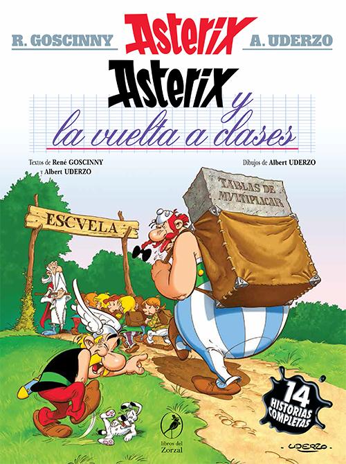 Asterix y la vuelta a clases | Lanzamiento noviembre 2021