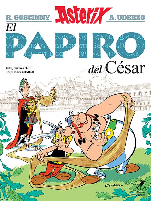 El papiro del César | Lanzamiento diciembre 2021