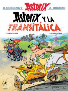 Asterix y la transitálica | Lanzamiento diciembre 2021