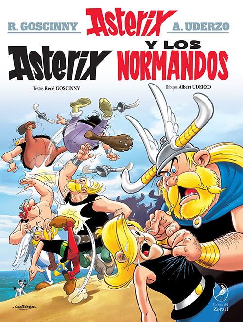 Asterix y los normandos