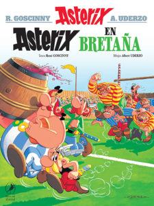 Asterix en Bretaña
