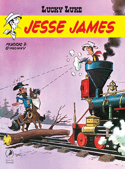Jesse James   Lanzamiento noviembre 2021