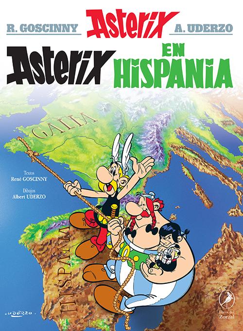 Asterix en Hispania