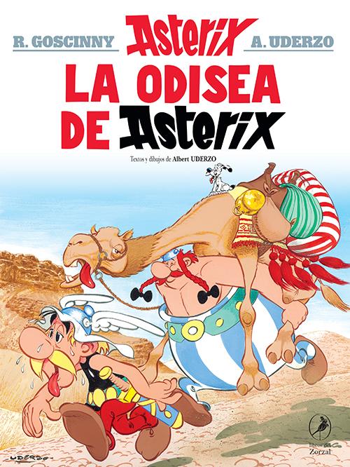 La odisea de Asterix | Lanzamiento octubre 2021
