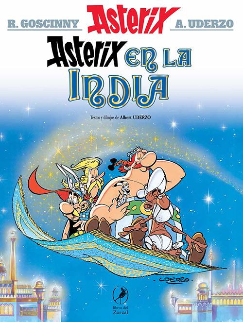 Asterix en la India   Lanzamiento octubre 2021