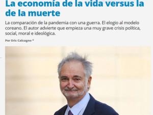 La economía de la vida versus la de la muerte
