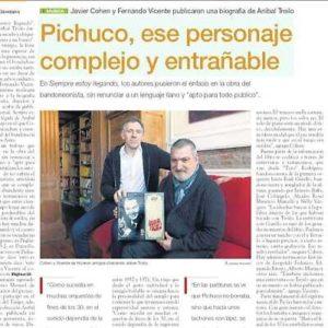 Javier Cohen y Fernando Vicente publicaron una biografía de Aníbal Troilo