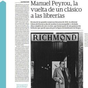 Manuel Peyrou, el otro amigo de Borges: la vuelta de un clásico a las librerías